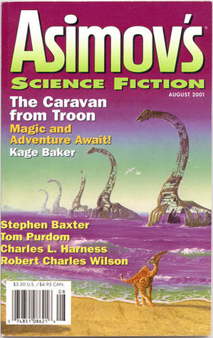 Asimov's Science Fiction, August 2001 (Asimov's Science Fiction, #307)