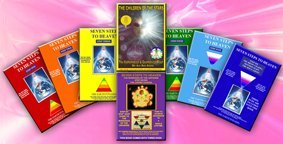 David Boyle Presents - The Seven Steps To Heaven - The Complete Collection - 20 DVD's - 8 Books Set