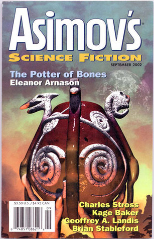 Asimov's Science Fiction, September 2002 (Asimov's Science Fiction, #320)