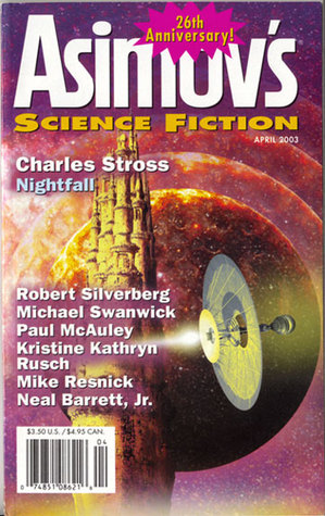 Asimov's Science Fiction, April 2003 (Asimov's Science Fiction, #327)