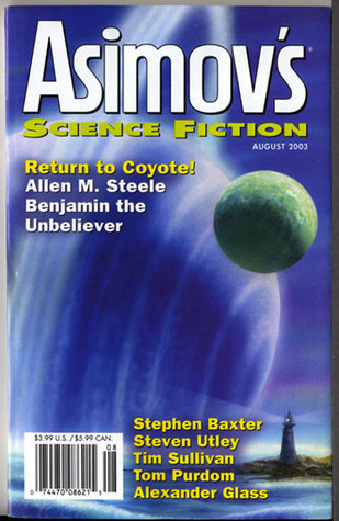Asimov's Science Fiction, August 2003 (Asimov's Science Fiction, #331)