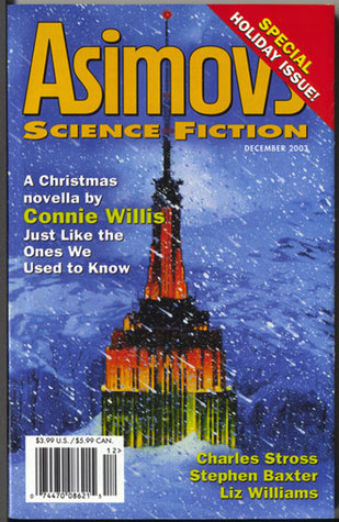 Asimov's Science Fiction, December 2003 (Asimov's Science Fiction, #335)