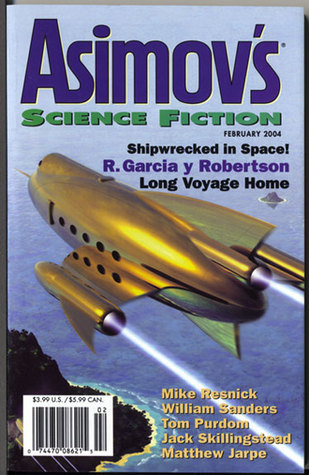 Asimov's Science Fiction, February 2004