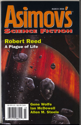 Asimov's Science Fiction, March 2004