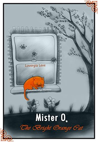 Mister O The Bright Orange Cat