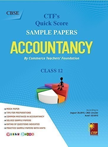 SAMPLE PAPERS ACCOUNTANCY (CLASS 12)