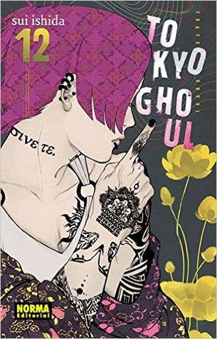 Tokyo Ghoul, Volumen 12 by Sui Ishida