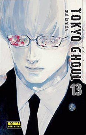 Tokyo Ghoul, Volumen 13 by Sui Ishida