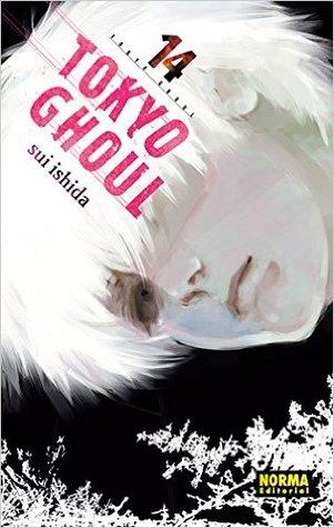 Tokyo Ghoul, Volumen 14 by Sui Ishida