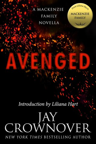Avenged by Jay Crownover