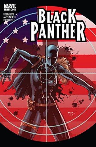 Black Panther (2009-2010) #7