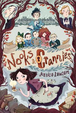 Ebook Nooks & Crannies by Jessica  Lawson TXT!
