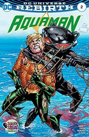 Aquaman (2016-) #2