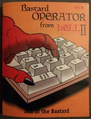 Bastard Operator From Hell II by Simon Travaglia