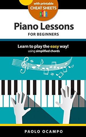 Learn Piano Learn Piano The Easy Way Using Simplified Chords By