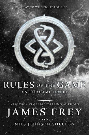 Rules of the Game (Endgame, #3) por James Frey, Nils Johnson-Shelton