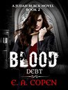 Blood Debt (Judah Black, #2)