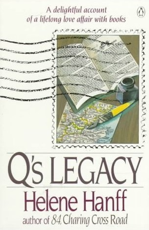 Q's Legacy cover