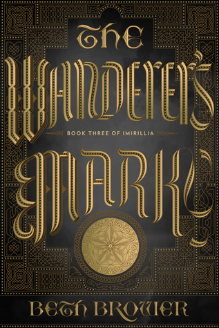 The Wanderer's Mark (The Books of Imirillia, #3)