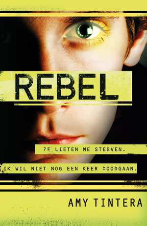 Rebel (Reboot #2) – Amy Tintera