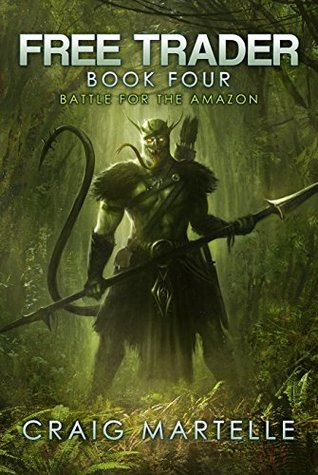 Battle for the Amazon (Free Trader #4)