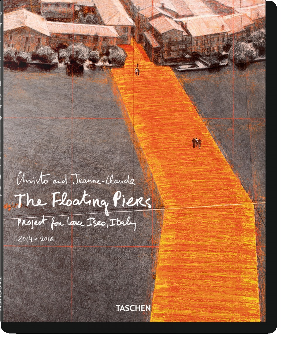 The Floating Piers - Project for Lake Iseo, Italy 2014-2016