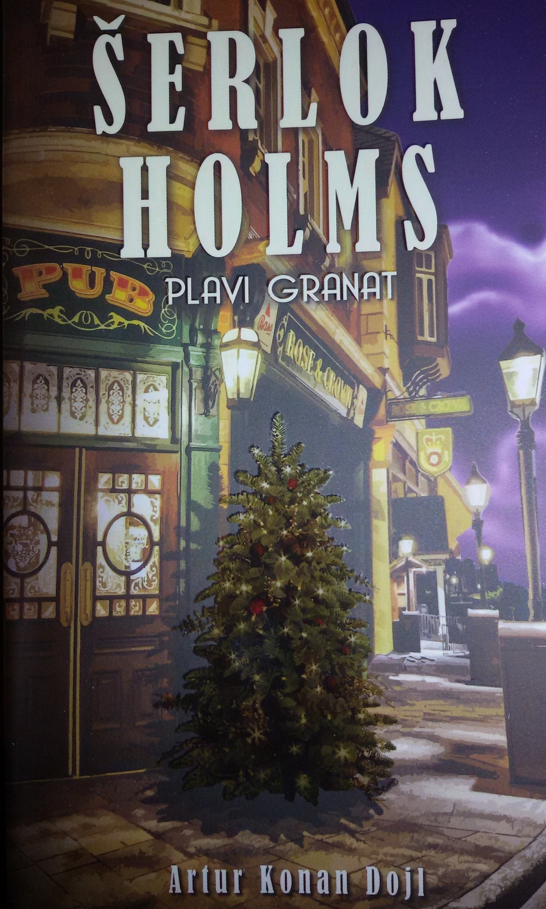 Šerlok Holms: Plavi granat (The Adventures of Sherlock Holmes 7 - 12)