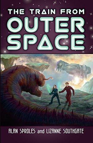 The Train from Outer Space: Two Kids Team up with Friendly Aliens to Fight Space Monsters to Save Earth (Science Fiction Book for Kids 9-12)