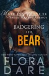 Badgering the Bear (Mate in a Minute Speed Dating Agency #1)