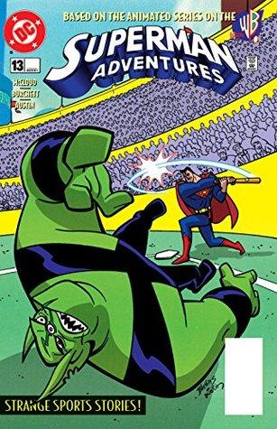 Superman Adventures (1996-) #13