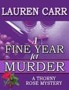 A Fine Year for Murder