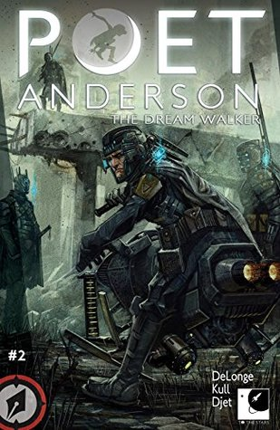 Poet Anderson: The Dream Walker #2