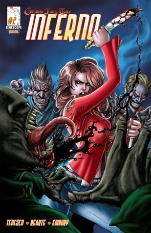 Grimm Fairy Tales: Inferno #2 (of 5)