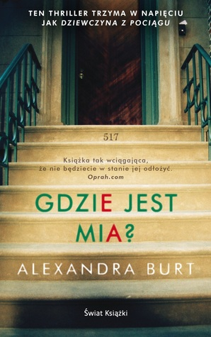 Gdzie jest Mia? by Alexandra Burt