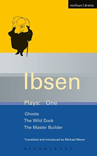 "Ibsen Plays: 1: Ghosts; The Wild Duck; The Master Builder: ""Ghosts"", The ""Wild Duck"", The ""Master Builder"" Vo"