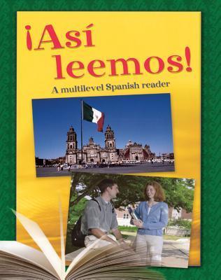 As- Leemos!, Multilevel Spanish Reader