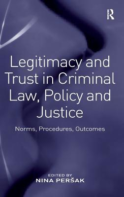 legitimacy and procedural justice Prison legitimacy and procedural fairness: a multilevel examination of prisoners in england and wales ian brunton-smith and daniel j mccarthy the procedural justice model has been widely used as an explanation for.
