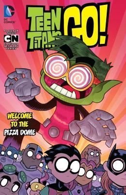 Teen Titans Go! Vol. 2: Welcome to the Pizza Dome