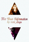For your information by reni_days