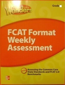 McGraw Hill Reading Wonders, Weekly Assessment, Grade 3, Assessing the Common Core State Standards, CCSS