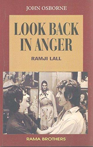 Look back In Anger : John Osborne PB