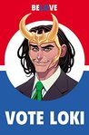 Vote Loki by Christopher Hastings