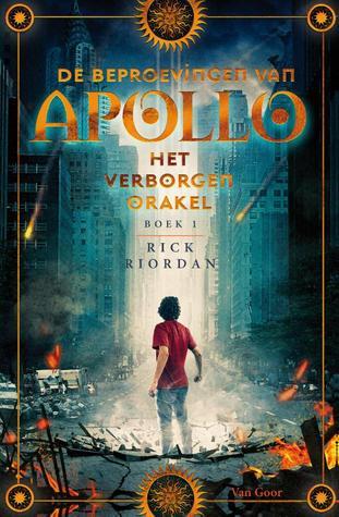 Het Verborgen Orakel (De Beproevingen van Apollo, #1)