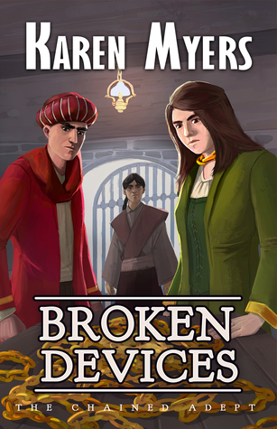 Download and Read online Broken Devices (The Chained Adept #3) books