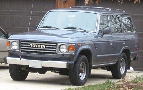 Toyota Land Cruiser - Manual owner