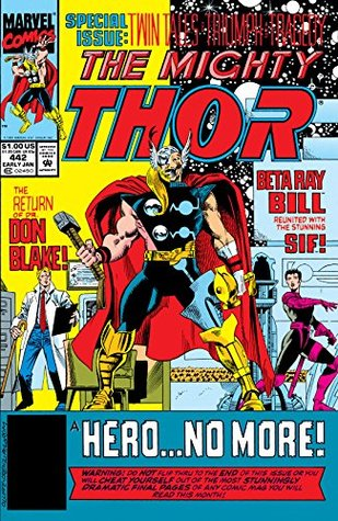Thor (1966-1996) #442