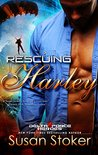 Rescuing Harley (Delta Force Heroes #3) by Susan Stoker