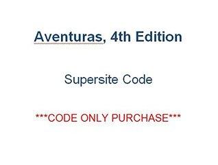 Aventuras 4th Edition Pdf