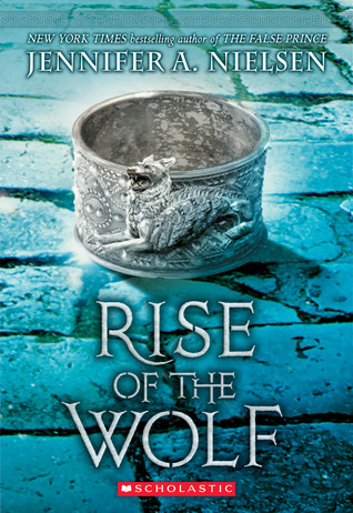 Rise of the Wolf(Mark of the Thief 2)