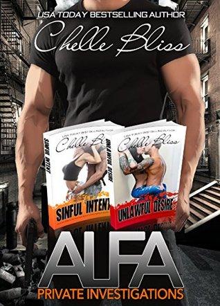 ALFA PI Series (ALFA Investigations, #1-2)